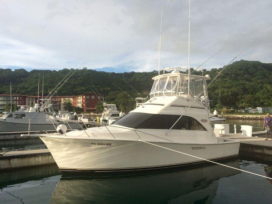 Barnacle boat